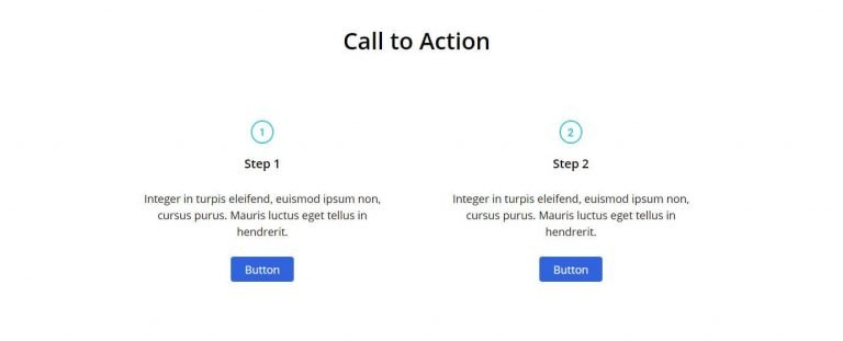 elementor CTA call to action template 6