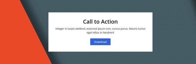 elementor CTA call to action template 7