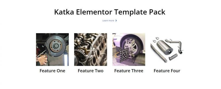 elementor features section template 16