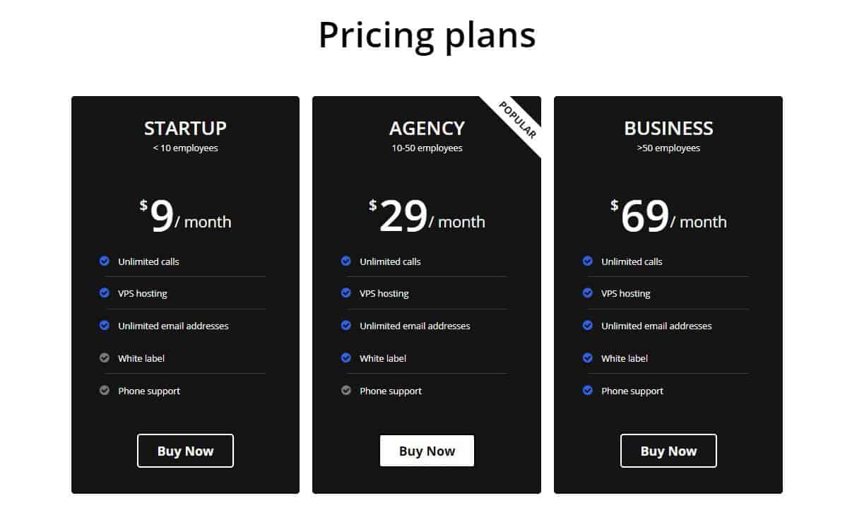 elementor pricing table template 3