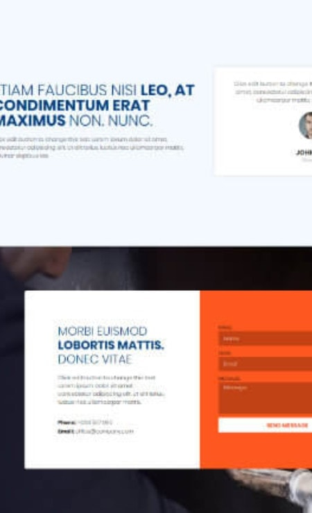 Katka-Pro-Plumber-Elementor page-template - Contact Us