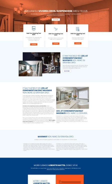 Katka-Pro-Plumber-Elementor page-template - Services