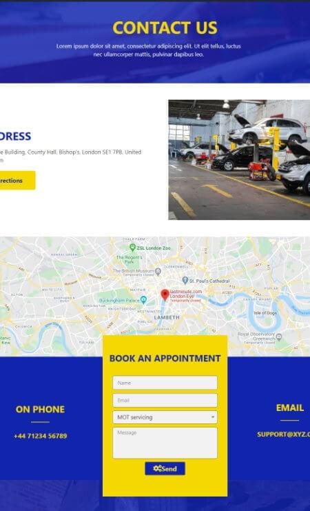 Katka Mechanic - Contact us