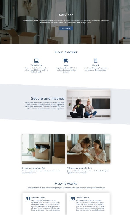 Katka Moving - Services