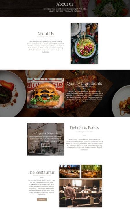 Katka Restaurant - About us