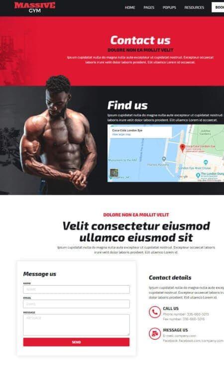 Katka Pro Fitness - Contact