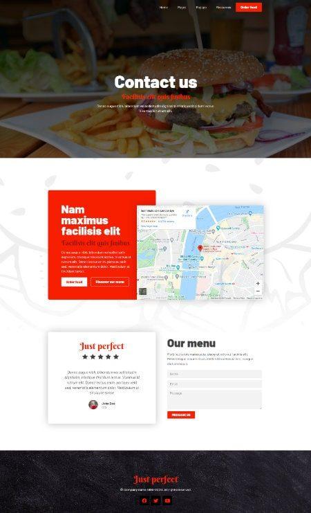 katka hamburger order contact